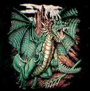 Brazos Dragon Castle Shirt