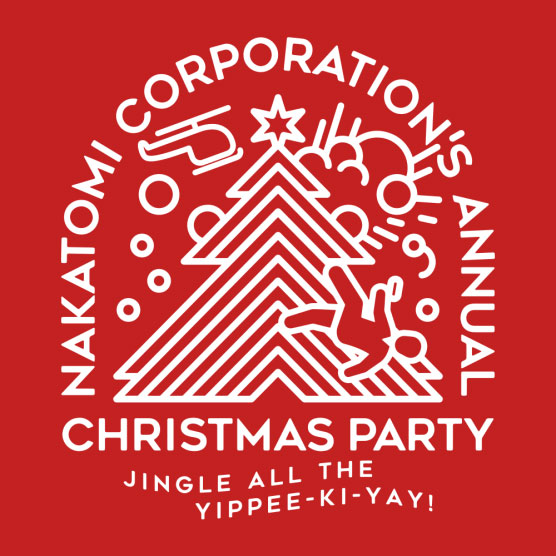 Nakatami Corp X-Mas Party T-Shirt