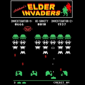 Elder Invaders T-Shirt