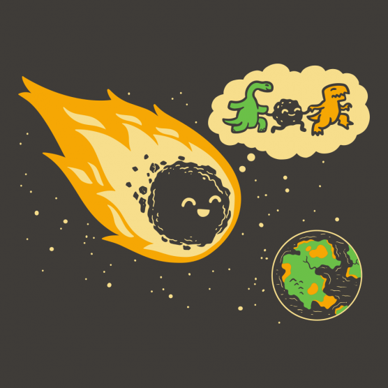 Meteor and Friends T-Shirt