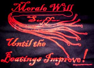 Morale will decline Shirt