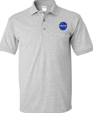 Not Flat Polo Shirt