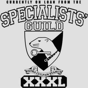 Specialists' Guild Shirt