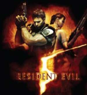 Resident Evil 5 Box Art Shirt