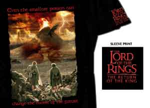 Lord of the Rings Hobbit Shirt